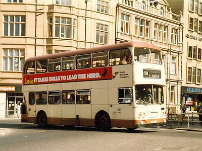 Sheffield City Transport